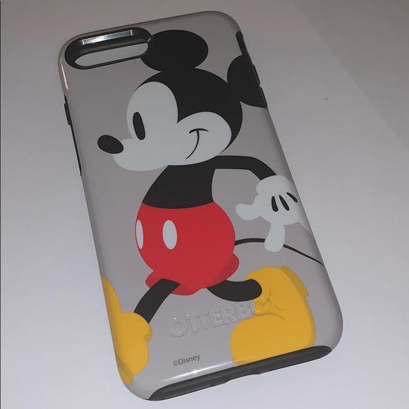 huge discount 049c3 5ed8f iPhone 7/8 plus Disney otterbox case